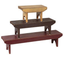 Bradley Set of 3 Benches